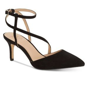 I.N.C. Women's Lenii Pointed Toe Pumps
